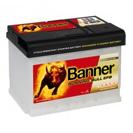 Banner Running Bull EFB 65Ah 56511 Autobatterie (56000 / 56011)