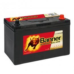 Banner Running Bull EFB 95Ah 59515 Asia Autobatterie (59500)