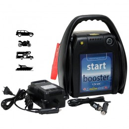 Start-Booster 12V 2500A Lemania P10