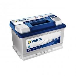 Varta D54 Blue Dynamic EFB 565 500 065 Autobatterie 65Ah