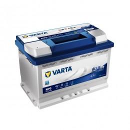 Varta N70 Blue Dynamic EFB 570 500 076 Autobatterie 70Ah (E45)