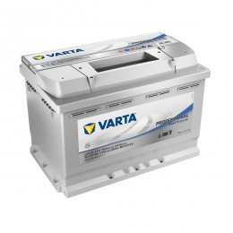 Varta LFD75 Professional Dual Purpose 930 075 065 Versorgungsbatterie 75Ah