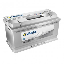 Varta H3 Silver Dynamic 600 402 083 Autobatterie 100Ah