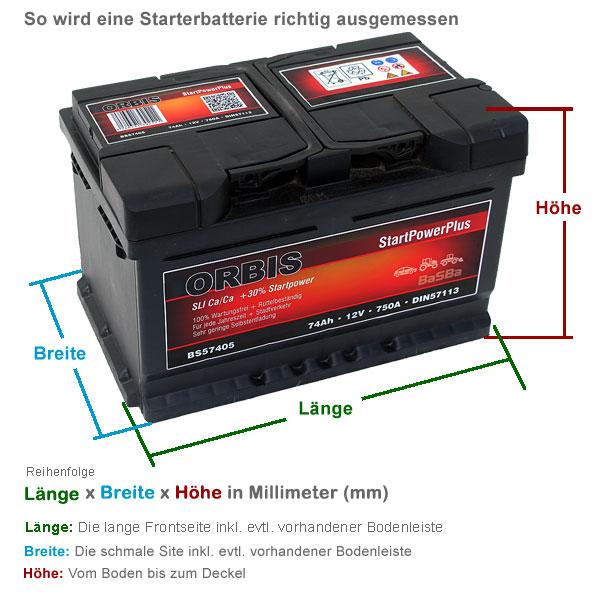 Autobatterien Gunstig Kaufen Autobatterie Fur Alle Pkw Nfz